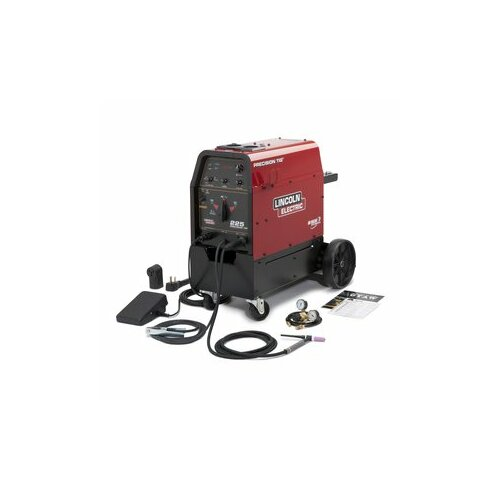 Lincoln Electric Precision Ready-Pak 230V TIG Welder 230A with Cart
