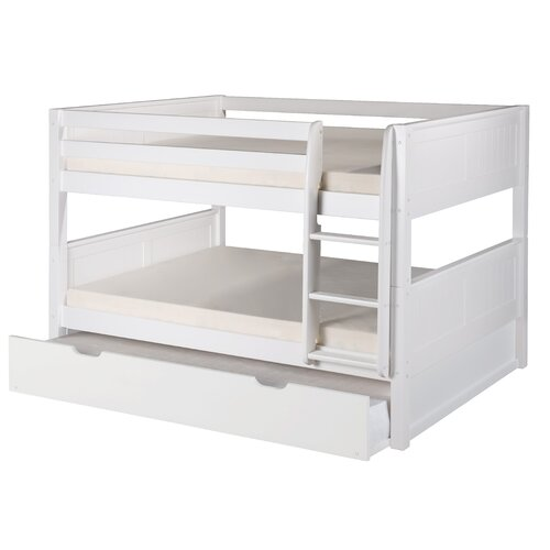 Camaflexi Camaflexi Full Bunk Bed with Twin Trundle I