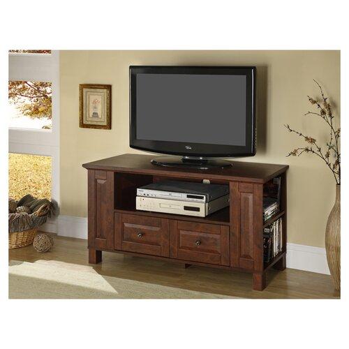 home loft concept 44 tv stand reviews wayfair. Black Bedroom Furniture Sets. Home Design Ideas
