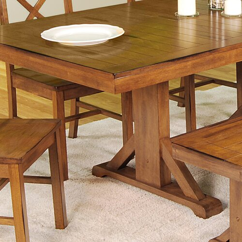Home Loft Concept Millwright 6 Piece Dining Set