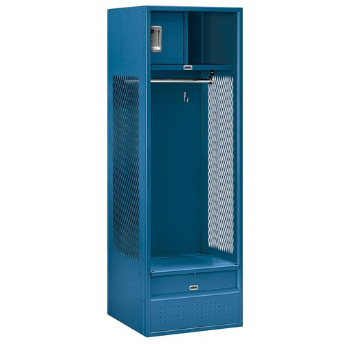Salsbury Industries Assembled Open Access Standard Locker