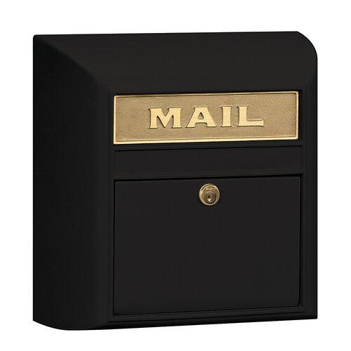 Modern Wall Mailbox Modern Mailbox