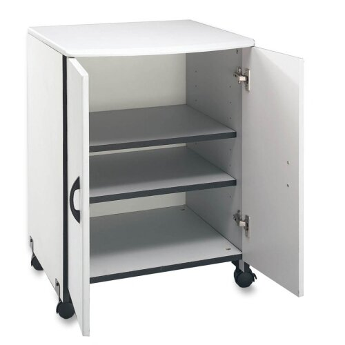 Buddy Products Machine Stand for  Printer/Copier with 2 Doors