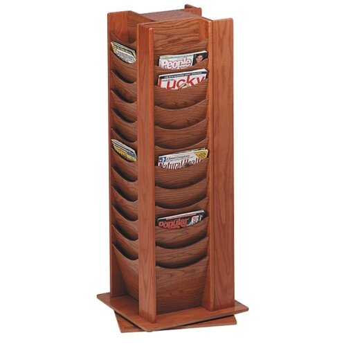 Buddy Products 48 Pocket Photo Display Rack