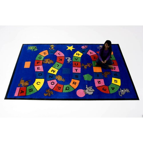 Kids World Rugs Learn with Charlie Kids Rug