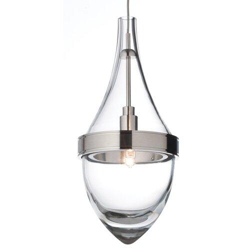 Parfum 1 Light Monorail Mini Pendant
