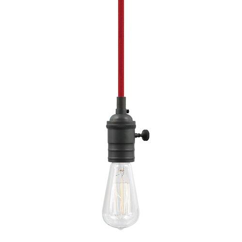 SoCo Vintage 1 Light Pendant