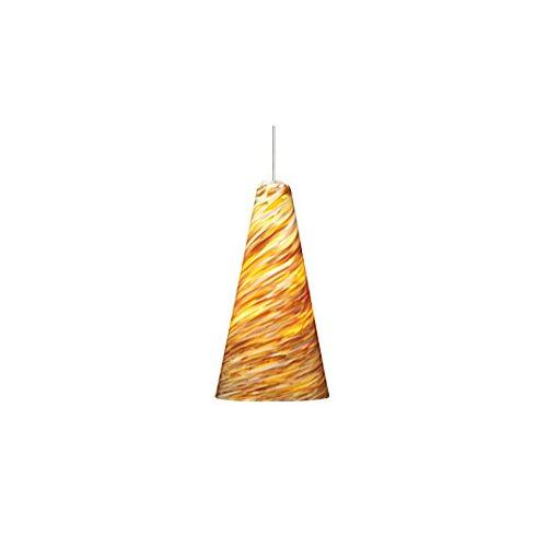 Mini Taza 1 Light Freejack Pendant