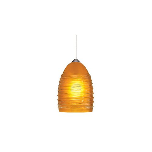 Small Nest 1 Light Monorail Pendant