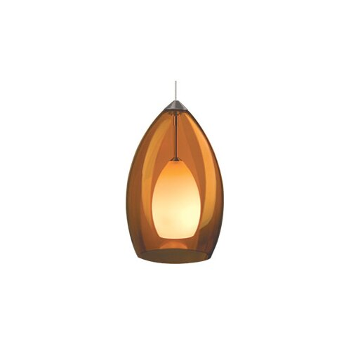 Fire 1 Light Pendant