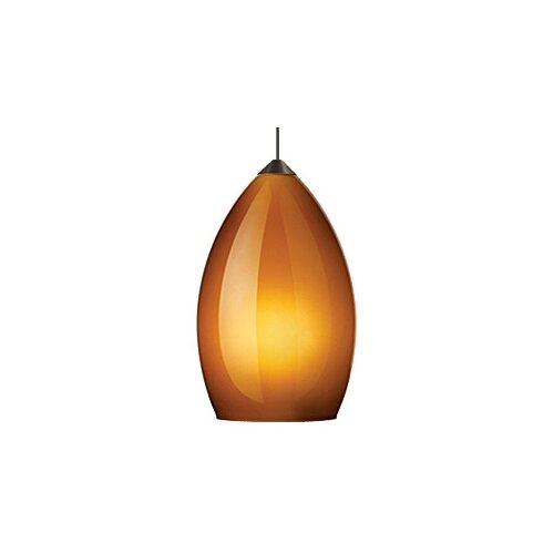 Tech Lighting Firefrost 1 Light Pendant