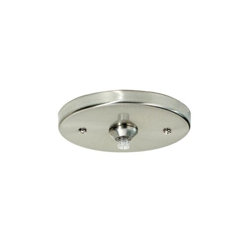 """Tech Lighting 4"""" Monopoint Canopy with Swivel"""