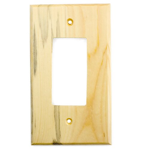 Traditional 1 Decora Switch Plate
