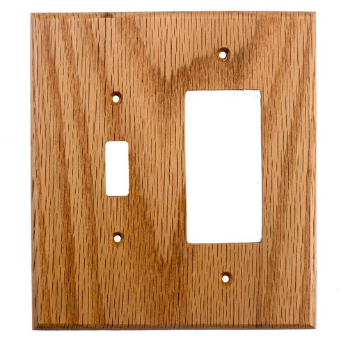 Traditional Toggle / Decora Switch Plate