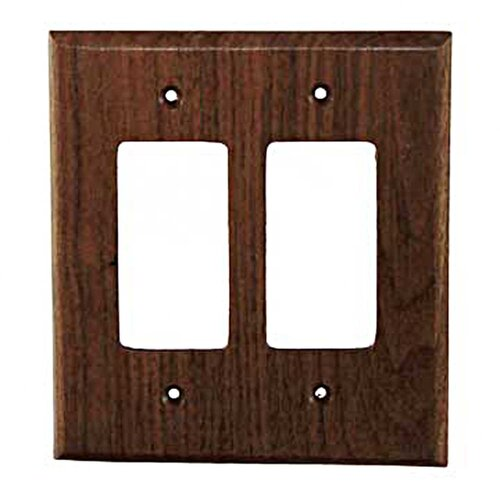 Traditional 2 Decora Switch Plate
