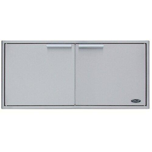 """DCS Grills 48"""" Built-In Stainless Steel  Access Door"""