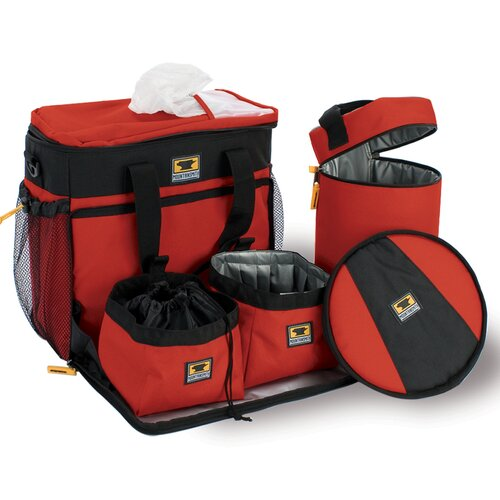 Mountainsmith Pet K-9 Cube Dog Travel Bag Heritage