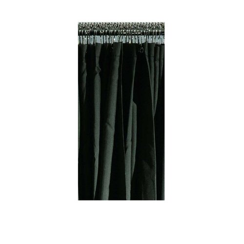 Extended Shower Curtain
