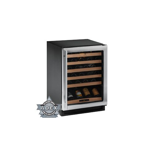 48 Bottle Single Zone Wine Refrigerator