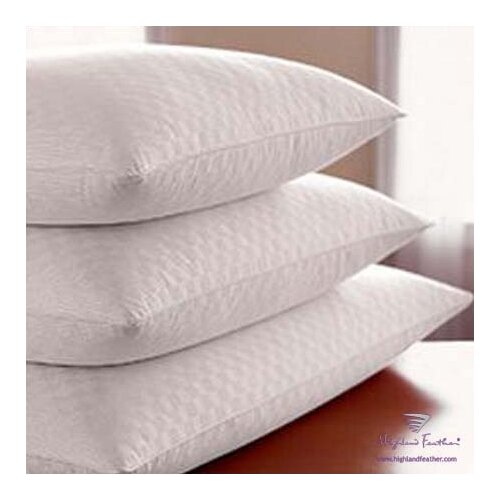Damask Hutterite Goose Down Pillows - Level I 370T.C.