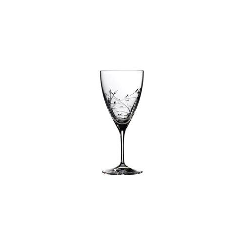 Vera Leaf Iced Beverage Glass