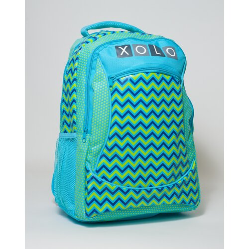 Groovey Zigzag Backpack