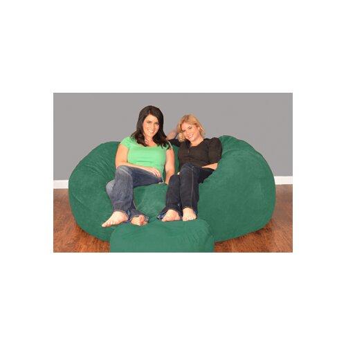 Wildon Home ® Wildon Home Bean Bag Sofa