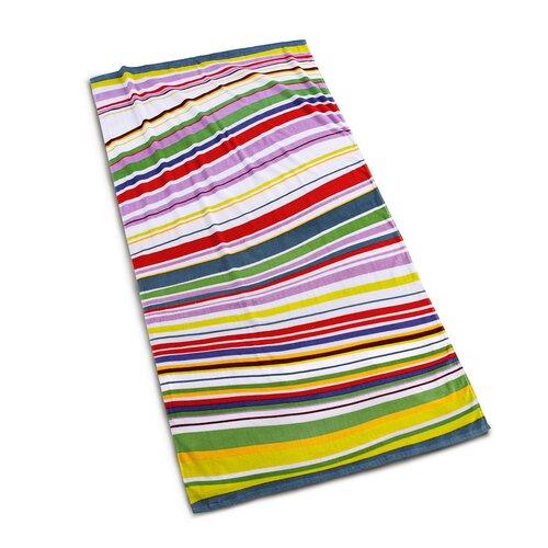 echo design Marble Swirl Beach Towel