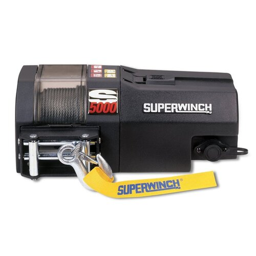 Superwinch Performance 24 Volt Trailer Winch with 5000lb Capacity
