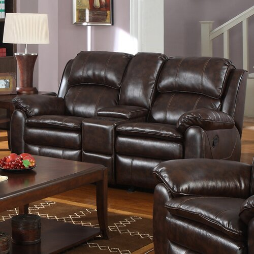 Dillon Reclining Loveseat