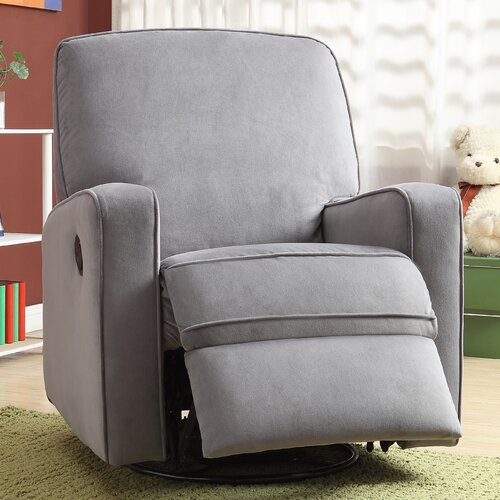 PRI Sutton Swivel and Glider Recliner