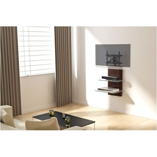 Delmont Wall Mounted Flat Panel TV Stand (Up to 42