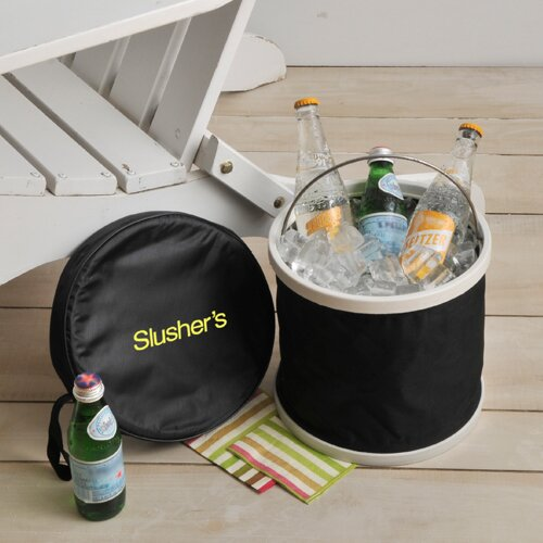 Personalized Gift Frosty Pop-Up Bucket