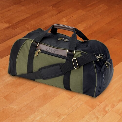Personalized Gift Travel Duffel Bag