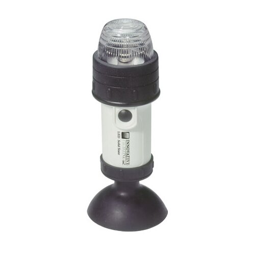 Innovative Lighting, Inc. Portable LED Stern Light with Suction Cup