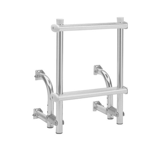 Garelick MFG. Company Compact 2-Step Transom Ladder