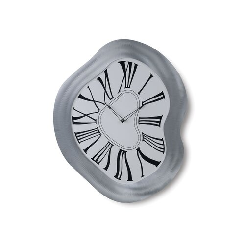 JG Stretching Time Wall Clock