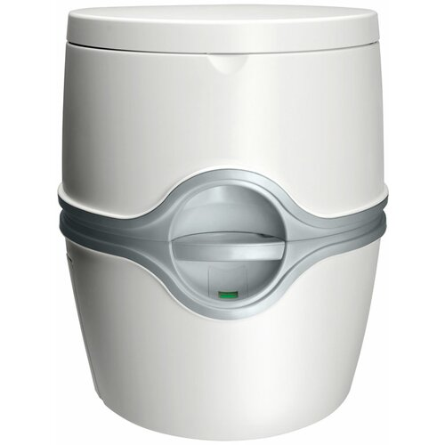 Porta Potti Curve Round 1 Piece Toilet