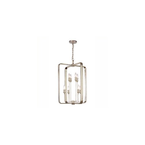 Hudson Valley Lighting Rumsford 8 Light Foyer Pendant
