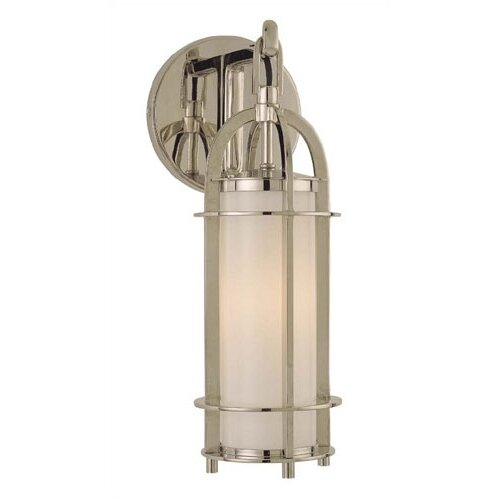 Hudson Valley Lighting Portland 1 Light Wall Sconce