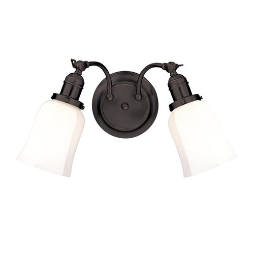 Hudson Valley Lighting Morgan 2 Light Wall Sconce