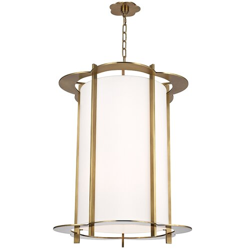 Warwick 10 Light Pendant