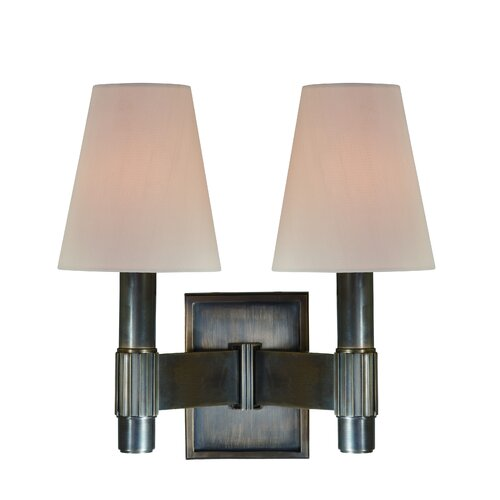 Hudson Valley Lighting Druid Hills 2 Light Wall Sconce