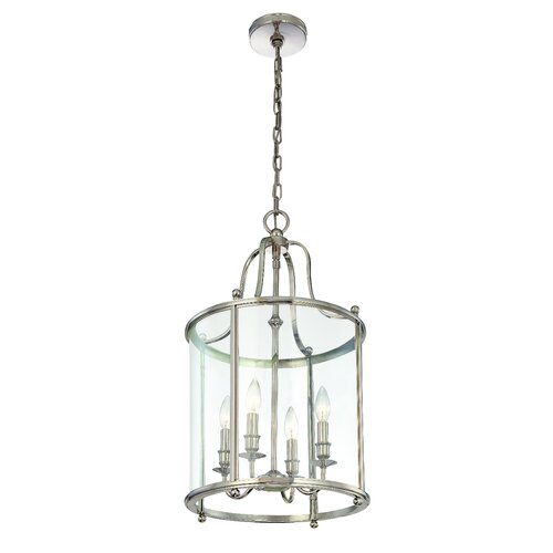 Hudson Valley Lighting Mansfield 4 Light Hanging Foyer Pendant