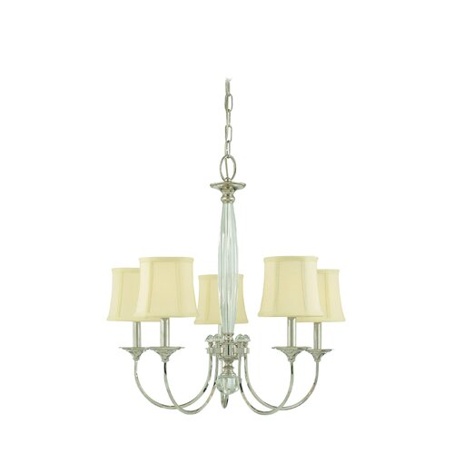 Rockville 5 Light Chandelier