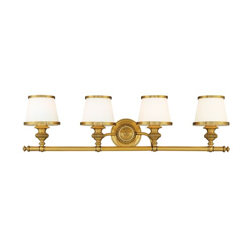 Hudson Valley Lighting Milton 4 Light Vanity Light