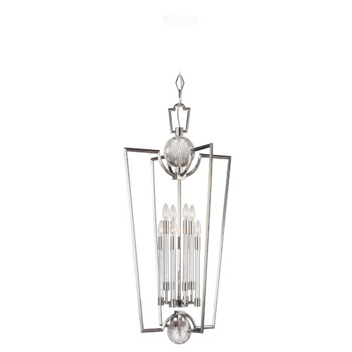 Hudson Valley Lighting Waterloo 8 Light Foyer Pendant