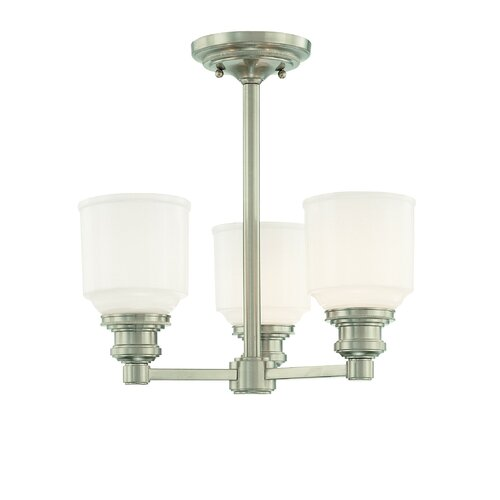 Windham 3 Light Pendant