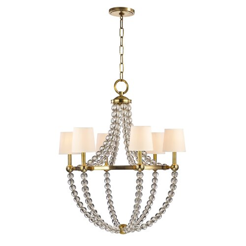 Hudson Valley Lighting Danville 6 Light Chandelier