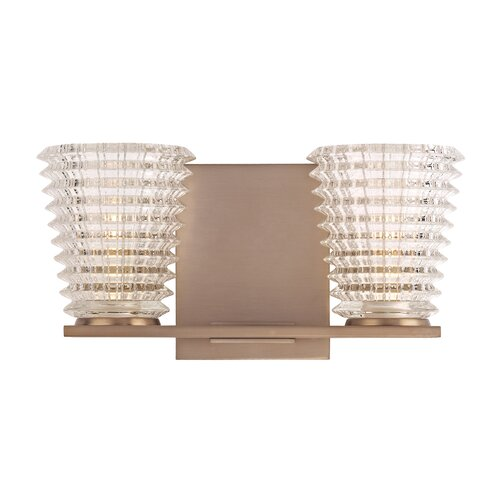 Hudson Valley Lighting Conway 2 Light Bath Vanity Light